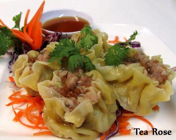 ... dipping sauces steamed dumplings sauces teas roses dumplings tea roses