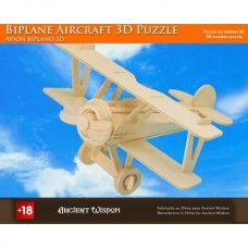 Contains: pre-cut plywood sheets Size of the packaging: approx. 18.5 cm x 23 cm x 0.5 cm #puzzles #plywood