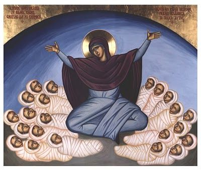Holy Innocents Icon