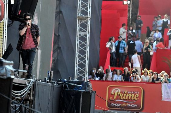 Fotos da festa Luan Santana <3