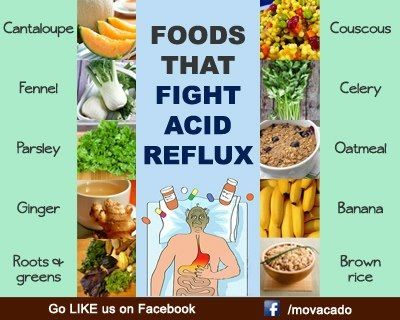 Natural acid reflux and heartburn remedy