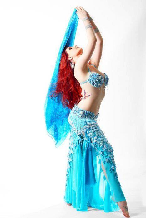 Redhead Dancer 5