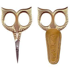 Owl Scissors, $20