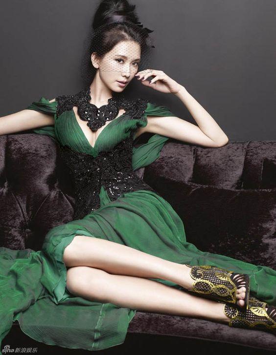 Lin Chi-ling. V