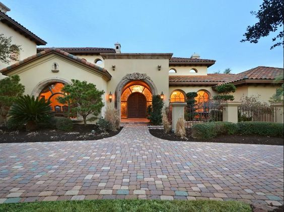 Spanish Style Home For Sale Texas House Design Ideas