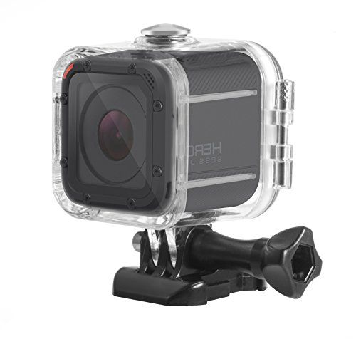 Deyard 45m Dive Housing Case For Gopro Hero 5 Session Hero Session Hero 4 Session Waterproof Case Diving Protective Shell With Bracket Accessories Kit For Gopro Water Proof Case Gopro Hero 5 Gopro Hero