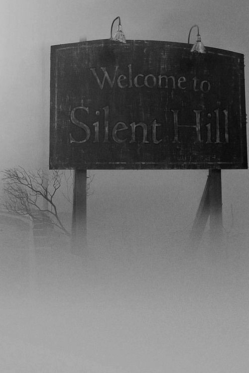 I am not much of a gamer but I love watching my hubby play the Silent Hill games... creepy cool!