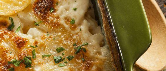 Crema de cebolla gratinada | Cocina y Vino