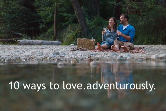 Ways that adventurous couples take care of their relationships: habits, activities, dates, and just overall ideas for taking care of your love. #marriage #love #relationships #soulmate