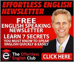 Effortless English Course