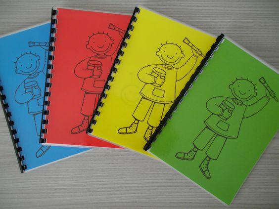 Kleurenboekjes (zie ook andere pins voor meer info) *liestr*