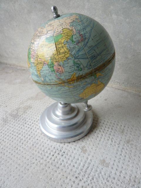 mappemonde globe love maps pinterest globes. Black Bedroom Furniture Sets. Home Design Ideas
