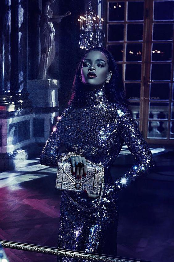 Rihanna for Dior: Secret Garden IV