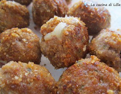 La cucina di Lilla (adessosimangia.blogspot.it): Polpette ...