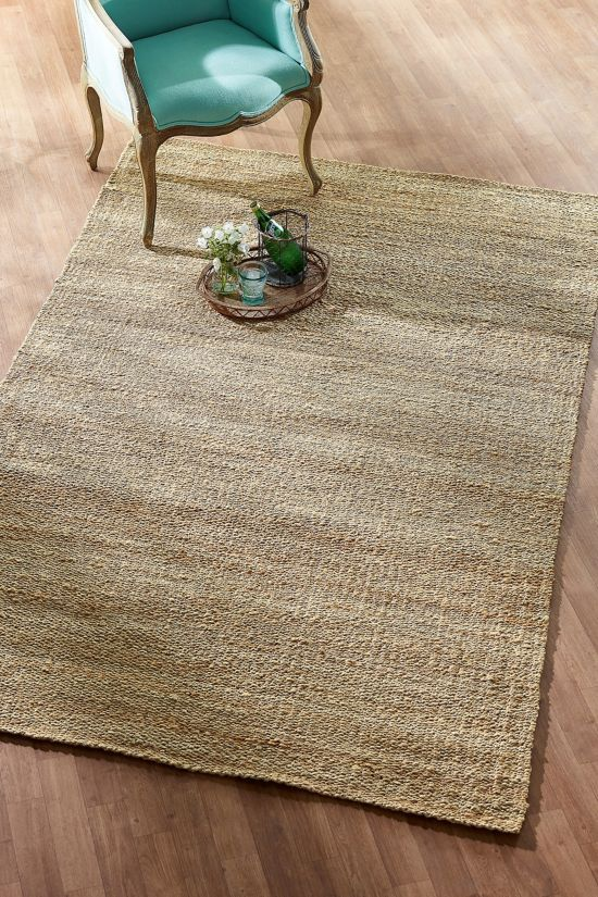 Natural Jute Rug - Jute Rug, Handwoven Jute Rug | Soft Surroundings