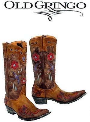 Old Gringo Boots Krusts L1295-3 Brass