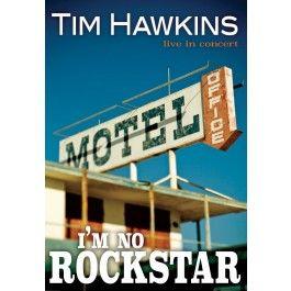 Tim Hawkins I'm No Rockstar DVD