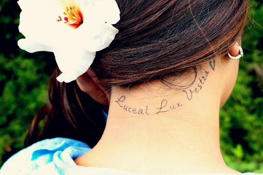 Pinterest the world s catalog of ideas for Latin scripture tattoos