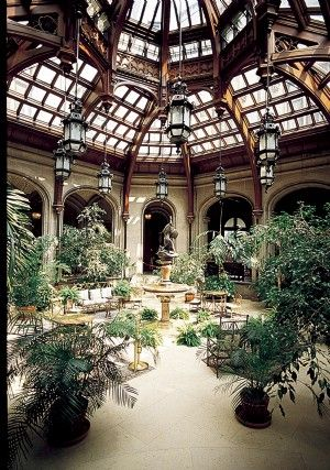 Biltmore - Winter Garden