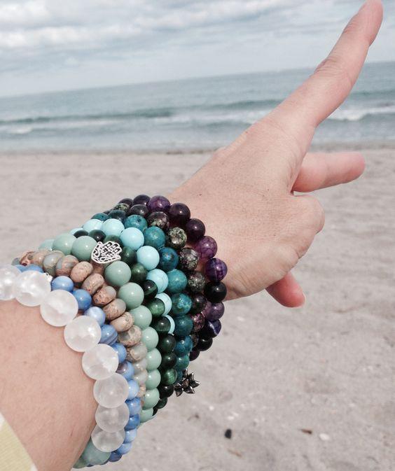 Yogui Bracelets by Druvida! :)
