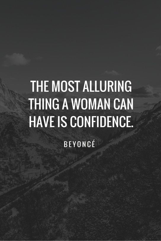 Beyoncé kills it every time. Amazing quote.