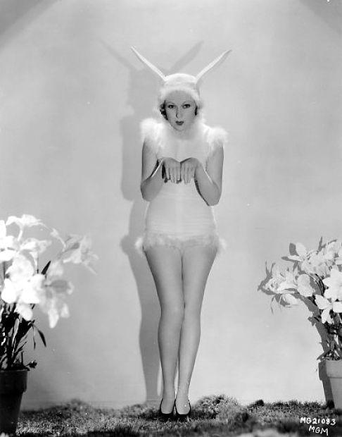 Actress Dorothy Jordan c. 1930's: