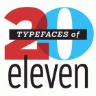 Typographica's annual review of the year in type