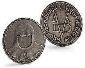 #ThinkGeek                #ThinkGeek                #Game #Thrones #Iron #Coin #Faceless                Game of Thrones Iron Coin of the Faceless Man                                 http://www.seapai.com/product.aspx?PID=1806323