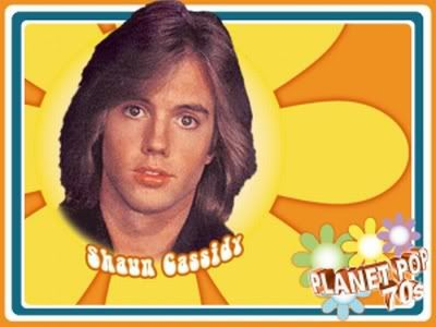 Shaun Cassidy, one of my major crushes!