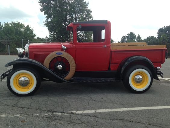 1930 FORD MODEL A PICKUP - Barrett-Jackson Auction Company - World's Greatest Collector Car Auctions