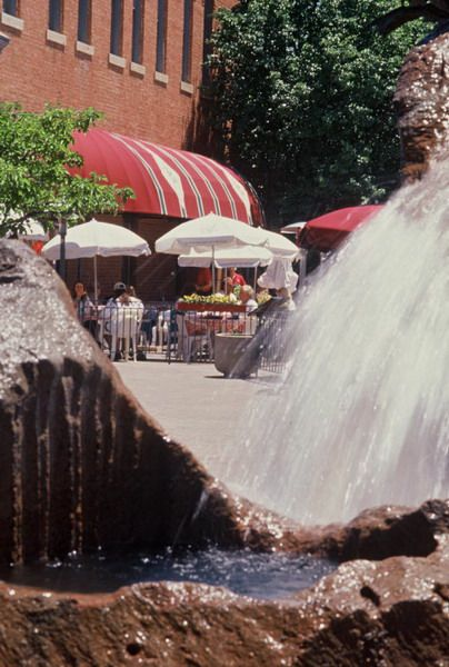 Old Town-- the coolest place in Fort Collins.
