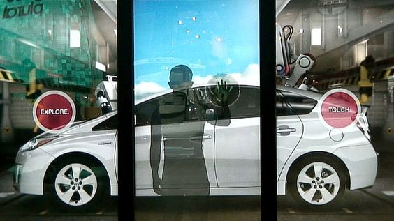 Toyota Touch Wall Case Study by JUXT Interactive. http://www.juxtinteractive.com/work/toyota-vision-multi-touch-wall