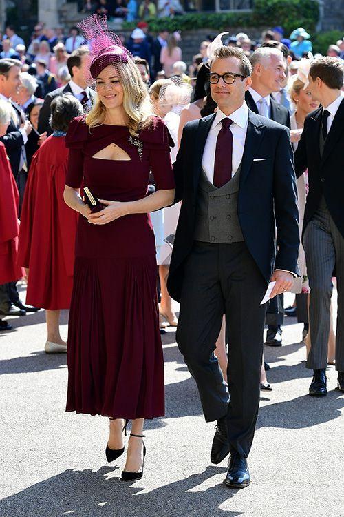 Royal Wedding Die Gaste Danijela Pilic Glam Slam Konigliche Hochzeit Hochzeitshut Outfit