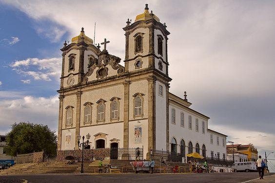Salvador: igreja de nosso Senhor do bom fim by ensenis, via Flickr