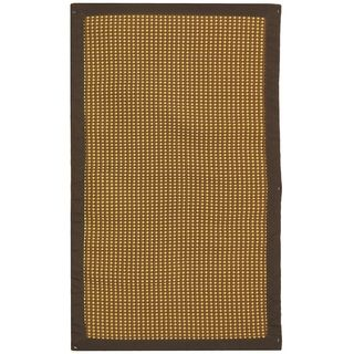 Safavieh Sierra Honey/ Brown Rug (2'6 x 4'2) - Overstock Shopping - Great Deals on Safavieh Accent Rugs