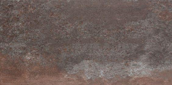 STEEL CORTEN MATE 60X120 RET - Linha Steel | Cerâmica Portobello