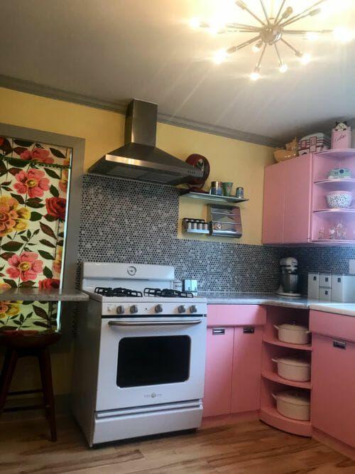 1953 Sears Steel Kitchen Cabinets, Sears Metal Kitchen Cabinets