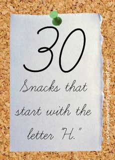 foods that start with the letter i letter of the week start with and snacks on 21761