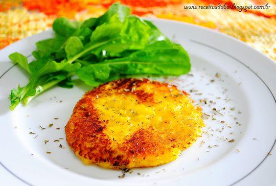 Receitas do Boi: Hamburger de Mandioquinha ao Curry e Ervas Finas