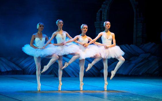 Ballet, Swan Lake Pas de quatre