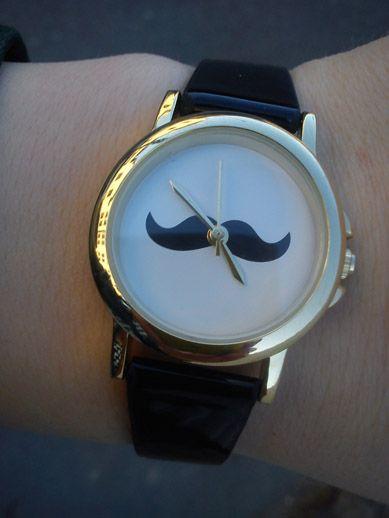 love mr. mustache!