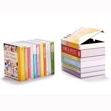 PELEG DESIGN Aufbewahrungsboxen Boox Store 2er Set