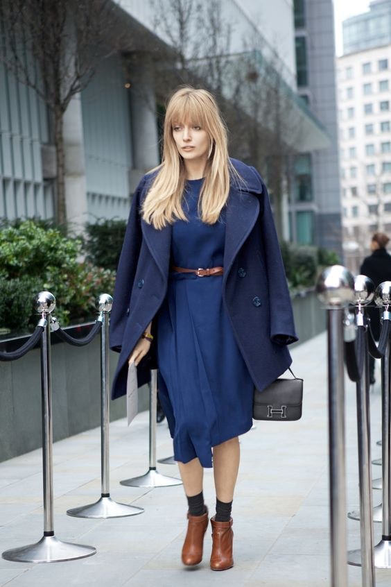 This street style is nothing short of sweet. See all the chic looks now!