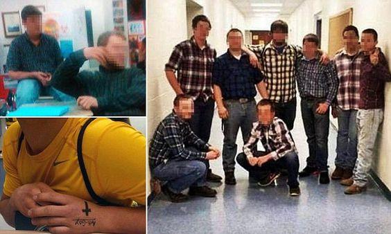 Anti gay attitude in schools