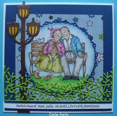 carlasknutselateljeeke: Huwelijksverjaardag