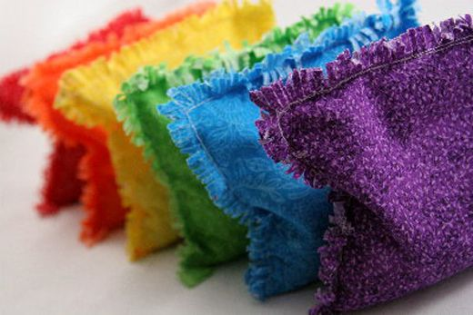 *Rainbow of Color!!! Lovely decorative pillows~