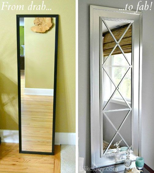 Can use the old medicine cabinet mirrors upcycled door for Where can i find mirrors
