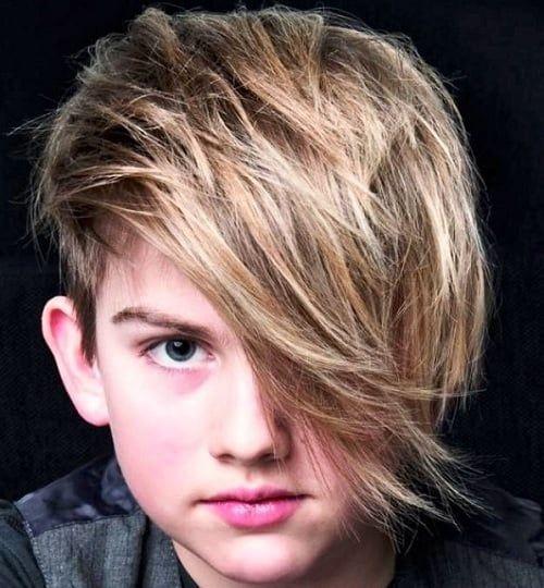 13 Year Old Boy Haircuts Boys Long Hairstyles Boy Haircuts Long Boys Haircuts