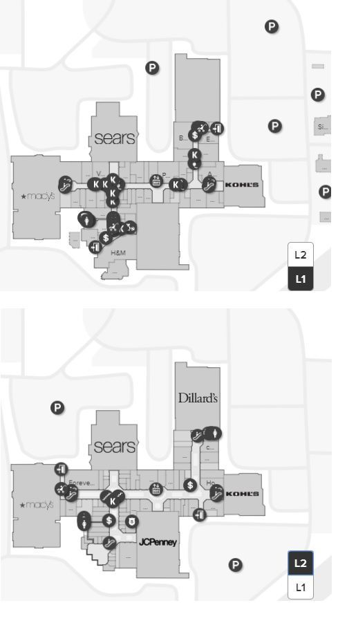 Simplot Sports Complex Map (For Select League)