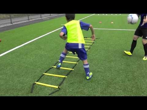 Koordination Laufschule Schnelligkeitstraining Mit Einer
